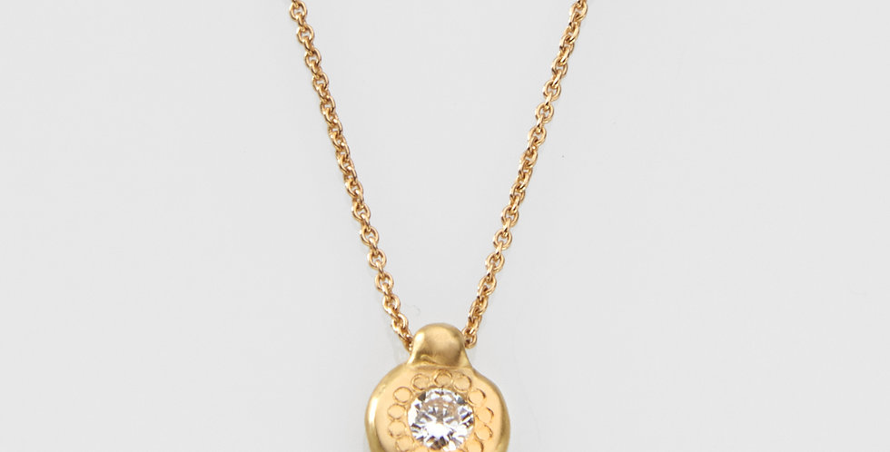 Clasic Diamond pendant