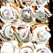 my favorite cinnamon rolls