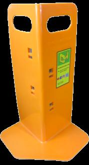 Orange Corner Huggers