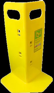 Yellow Corner Huggers