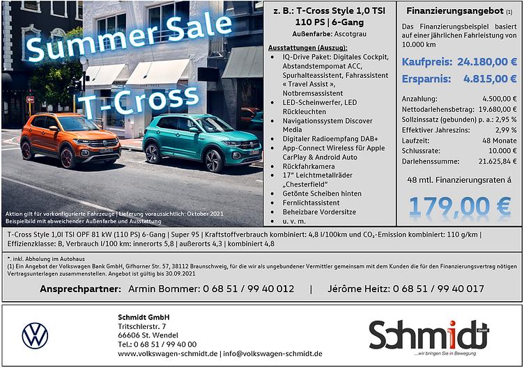 T-Cross - Summer Sale Angebot.PNG