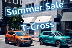 T-Cross - Summer Sale Banner