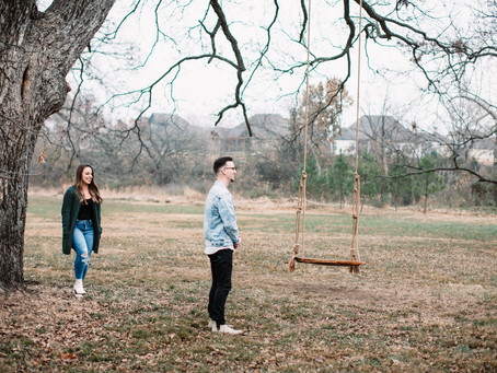 Zach + Ashley | Stranger Session