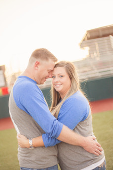 Bright Engagement Sarah Ashley Photograp