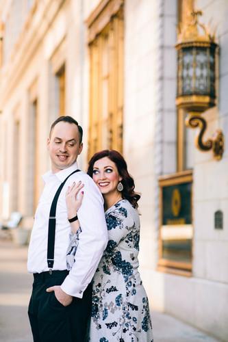B&D Engagement | Sarah Ashley Photograph