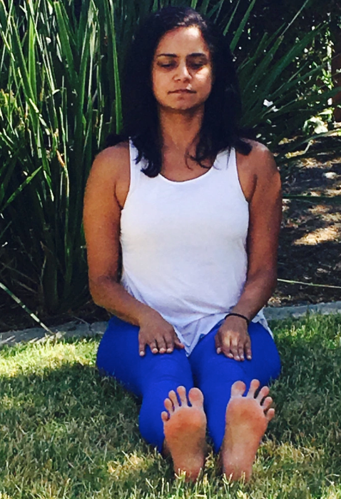 Dandasana Yoga Asana