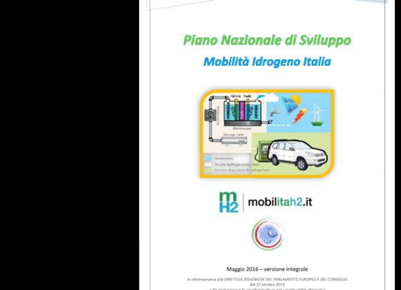 Piano nazionale idrogeno per i trasporti