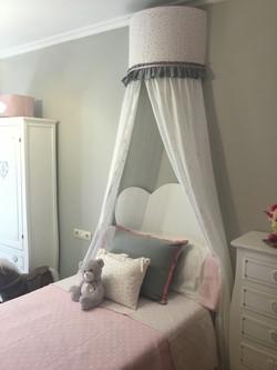 Cama dormitorio niña