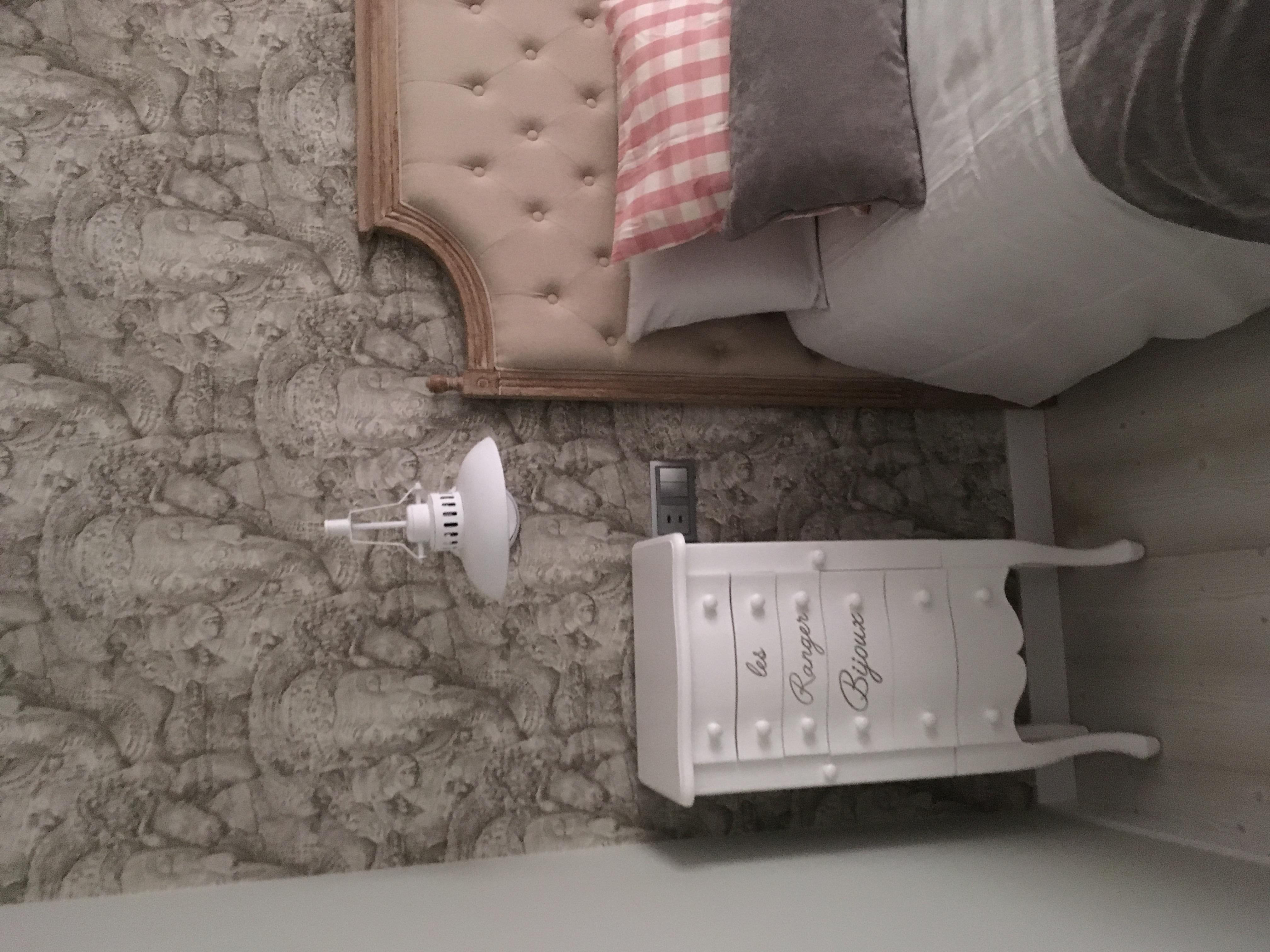 Jollero dormitorio niña
