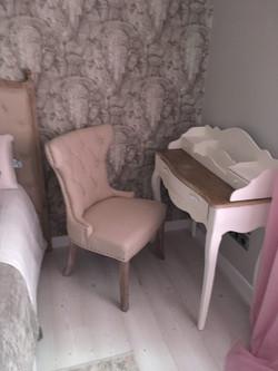 Escritorio dormitorio niña