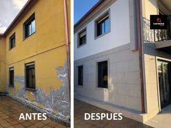 Chalet Lavadores (Vigo)