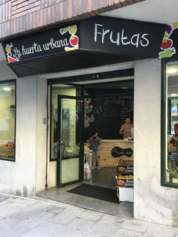 Fruteria LA HUERTA URBANA