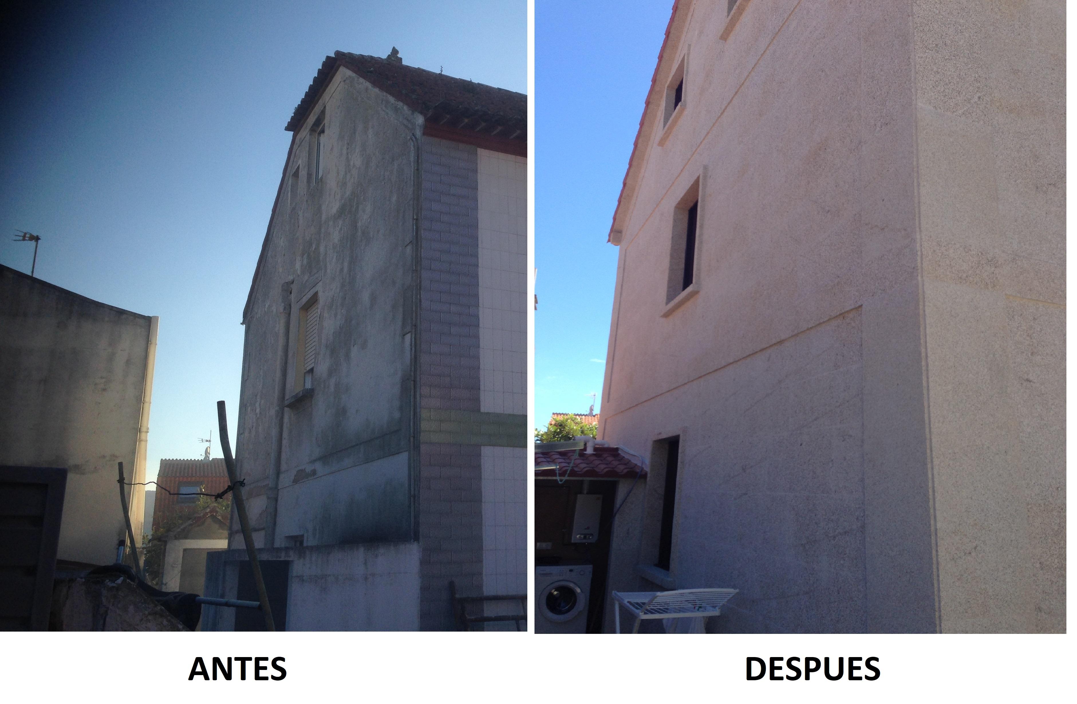 Vivienda Panjon-Nigran(Pontevedra)