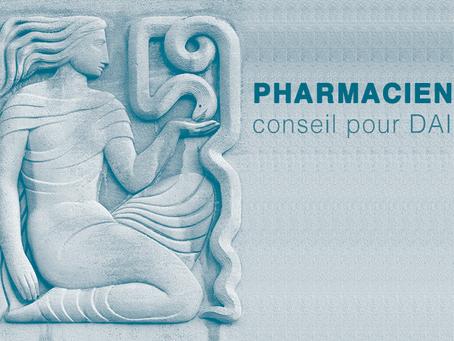 Pharmacien-conseil pour DAI