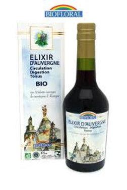 Elixir d'auvergne : circulation, digestion, tonus