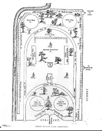 1852 Fair Layout