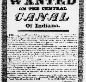 Find A Way: The Indiana Central Canal