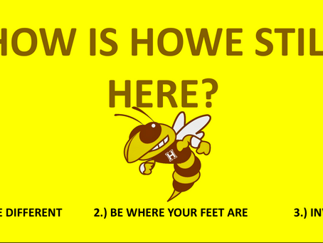 HOW IS HOWE? (Speech)