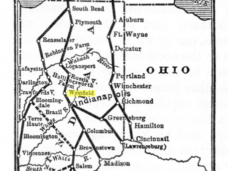 The Roads (and Rhodes) of Westfield, Indiana