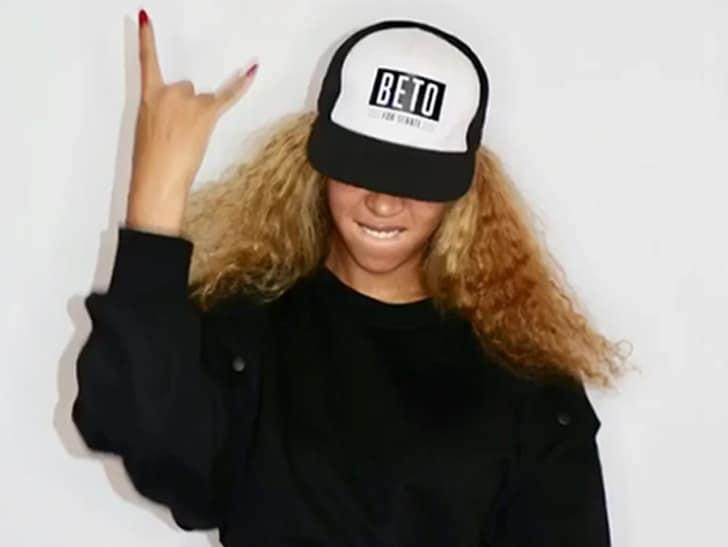 Beyonce x Beto