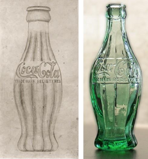 New Coca-Cola Bottle