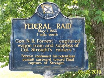 Federal Raid