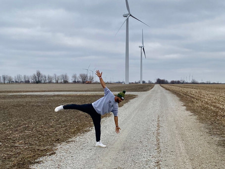 When The Indiana Wind Blows