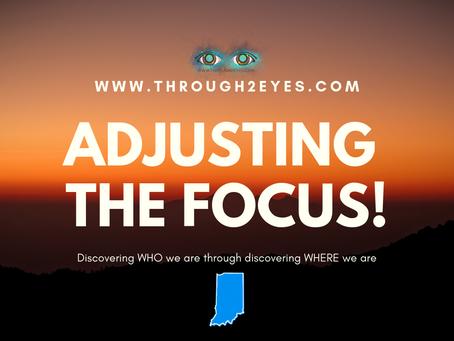 Adjusting The Focus!