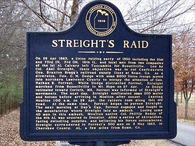 Streight's Raid