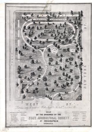 1856 Fair Layout