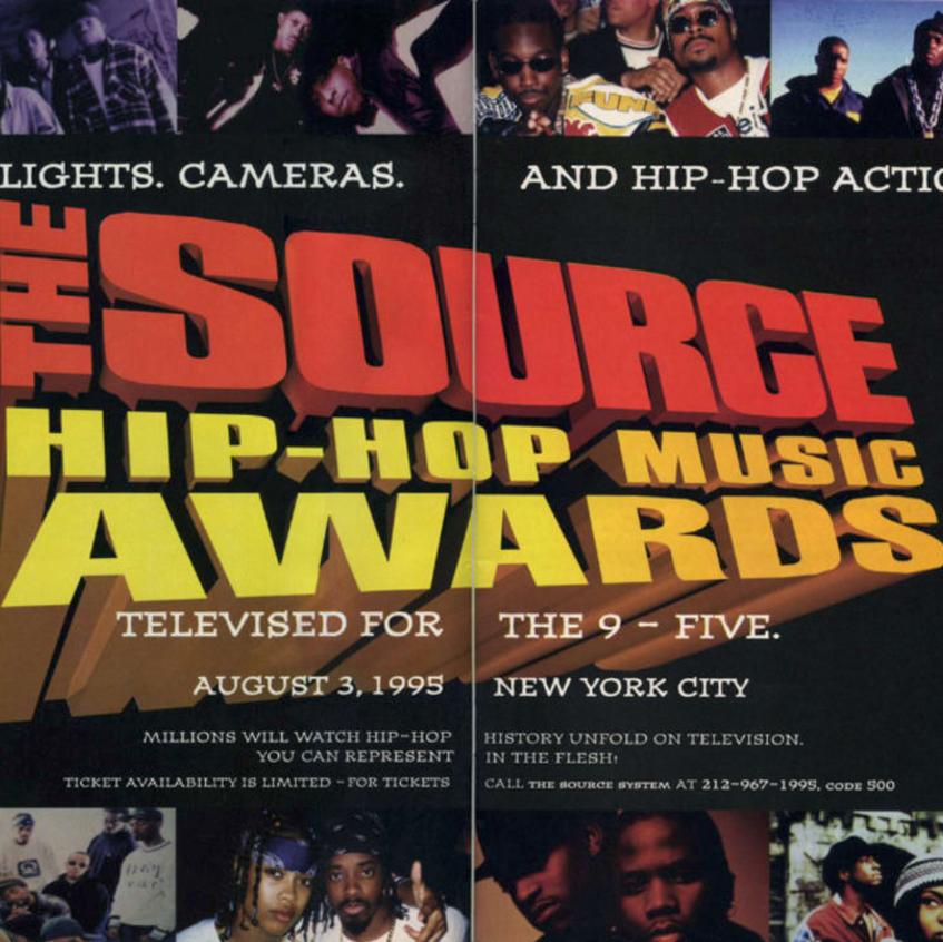 1995 Source Hip Hop Music Awards