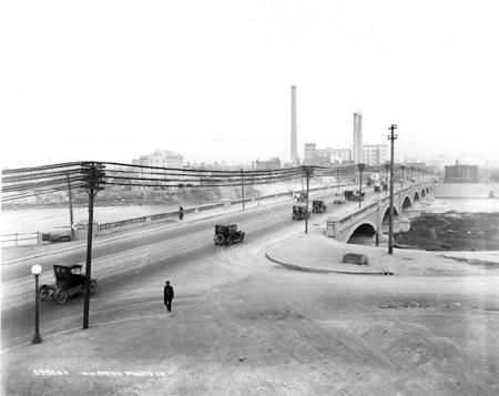 Washington Street Bridge 1920