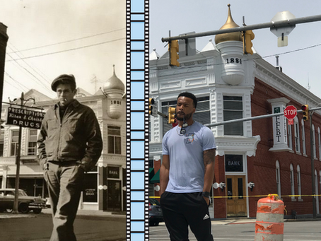 Life Ain't Fair: James Dean and His Hometown