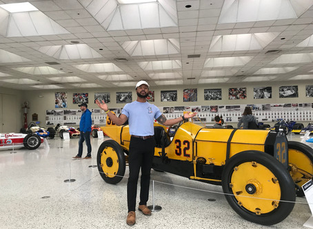 A Place to Race: Indianapolis Motor Speedway