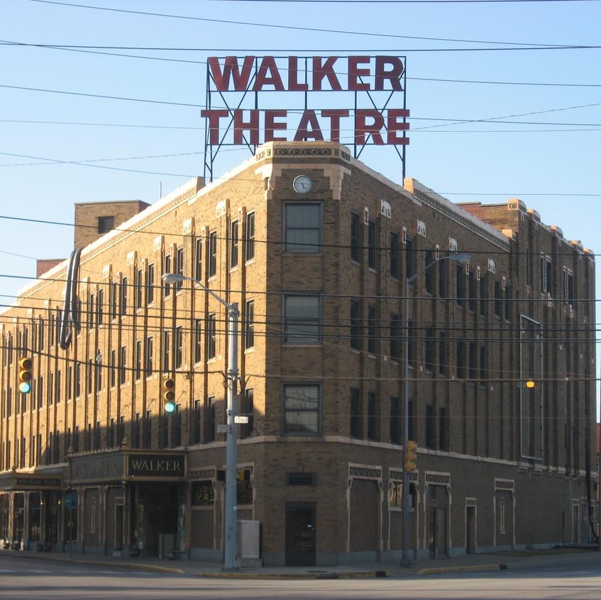 Madame CJ Walker Theatre