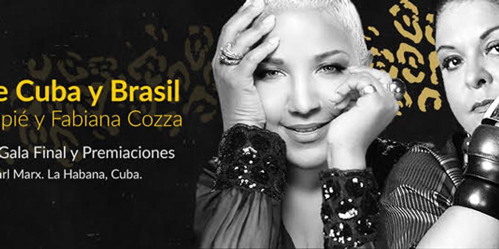 Divas de Cuba y Brasil - Haila Mompié y Fabiana Cozza
