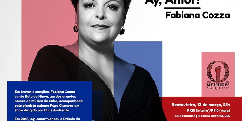 Ay, amor ! Fabiana Cozza & Pepe Cisneros