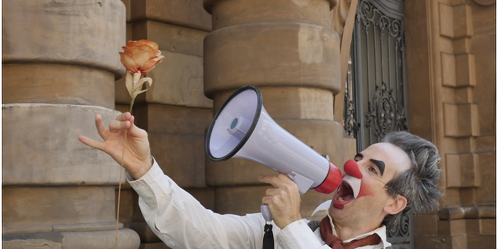 Semana de arte contra a barbárie SHOW CANCELADO