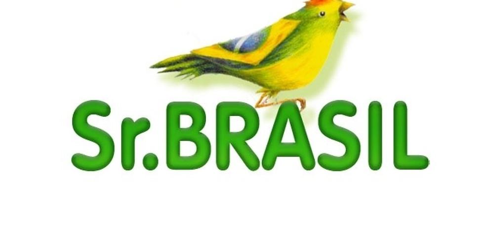 Gravação do Programa Sr. Brasil