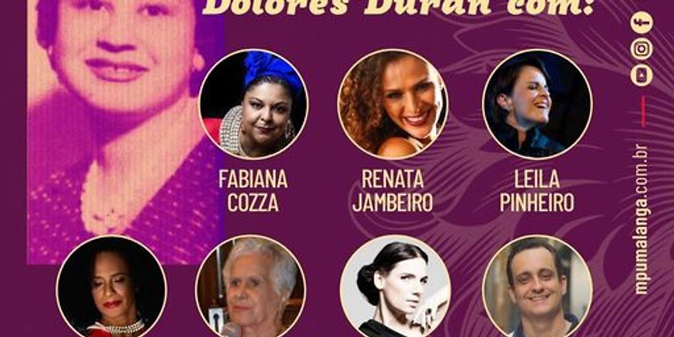 Festival Divinas Brasileiras - Dolores Duran