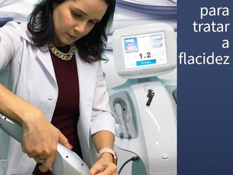 Deseja um efeito lifting facial sem cirurgia? Conheça o Ultraformer