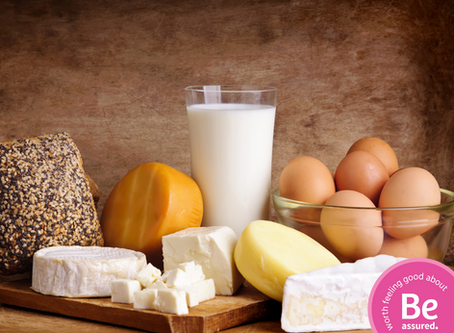 Be assured: Alberta farm products are full of healthy fats to give you a complete and balanced diet