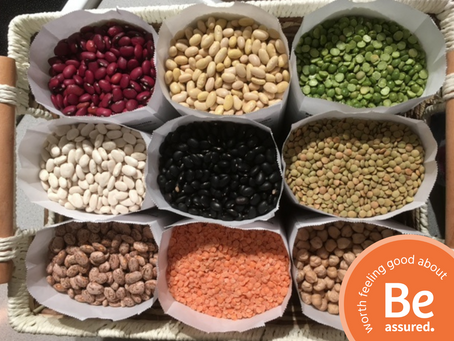 Pulses: Small Plants, Big Benefits