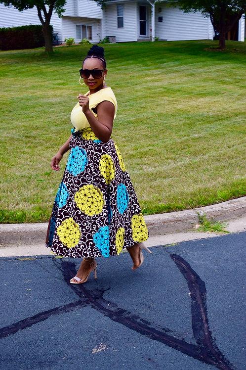 Tola Mock Skirt
