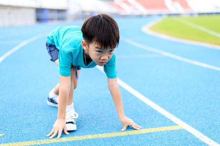 Criança esportista