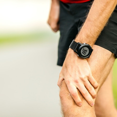 lesões na corrida, estalo no joelho