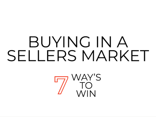 Buying in a Seller's Market: 7 Ways to Win