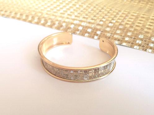 Bracelet Doré - Motif au choix