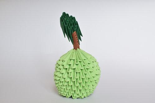 Kit Origami 3D - Pomme