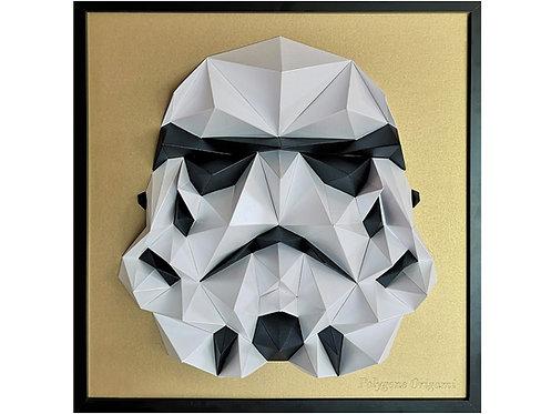 Tableau - Casque Stormtrooper